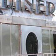 Art Deco Diner Art Print