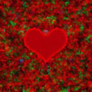 Art Of The Heart 2 Art Print
