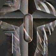 Art Of The Holy Cross Art Print