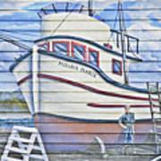 Art On The Bayfront 2 Art Print