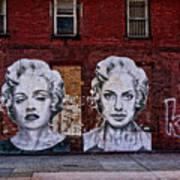 Art On The Street Art Print