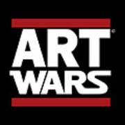 Art Wars Art Print