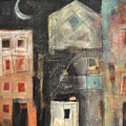 Artists Lofts Art Print