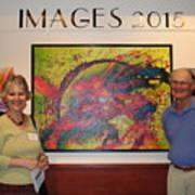 Arts Fest. 2015 - Images Show Art Print