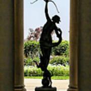 Arts Sculpture California Museum   Art Print