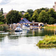 Arundel Art Print by Trevor Wintle
