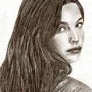 Arwen Art Print