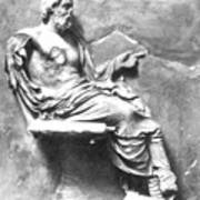 Asclepius Art Print