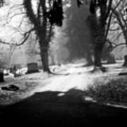 Ashland Cemetery Art Print
