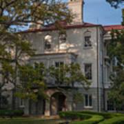 Ashley Hall School In Charleston Sc Art Print