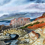 Ashness Bridge. Art Print