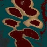 Asian Drama Art Print