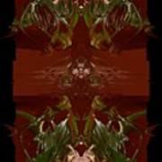 Asian Spice Three Art Print