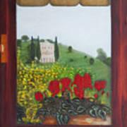 Asolo Italy Art Print