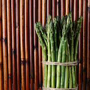 Asparagus Art Print