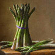 Asparagus  Print by Robert Papp