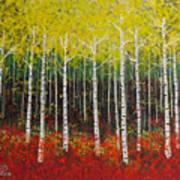 Aspen Bright Art Print