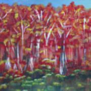 Aspen Fall Art Print