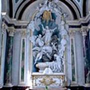 Assumption Of Mary Art Print