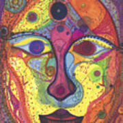 Asta Art Print by Daina White