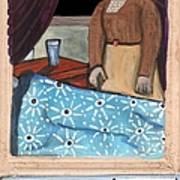 Astral Travel Revenge Art Print