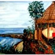 At Kuta Beach Art Print