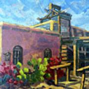 At Old Tucson Art Print