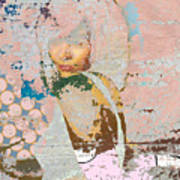 At The Pink Pace Art Print