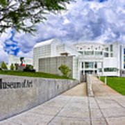 Atlanta's High Museum Art Print