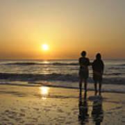 Atlantic Ocean Sunrise Art Print