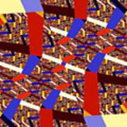 Atomic Link Art Print