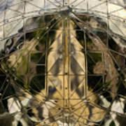 Atomium 5 Art Print