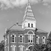 Auburn University Hargis Hall Art Print