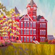 Auburn's Glory Art Print