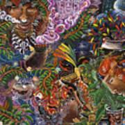 Auca Yachai Art Print