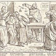 Auch Ein Todtentanz IIi Art Print