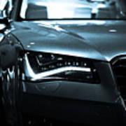 Audi A8 Art Print