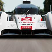 Audi R18 E-tron, Le Mans - 04 Art Print