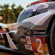 Audi R18 E-tron, Le Mans - 23 Art Print