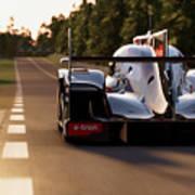 Audi R18 E-tron, Le Mans - 25 Art Print