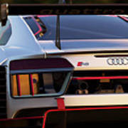 Audi R8 Lms - 06 Art Print