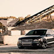 Audi S5 Art Print