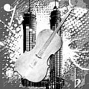 Audio Graphics 1 Art Print