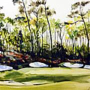 Augusta 2 Art Print