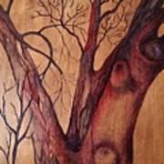 Mystical Tree Art Print