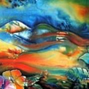 Aurora By Reina Cottier Art Print