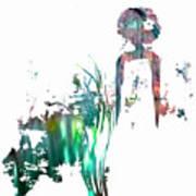 Aurora Mist Art Print