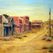 Aurora Nevada Art Print