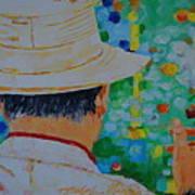 Aurturo Fuente  Art Print