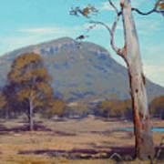 Australian Summer Hartley Art Print by Graham Gercken